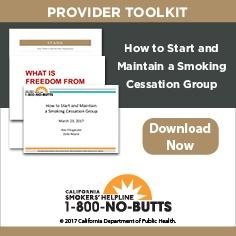 15_CSH_Toolkits_236x236_How to Start and Maintain a Smoking Cessation Group_